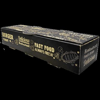 جعبه هات داگ ایفلوت 1