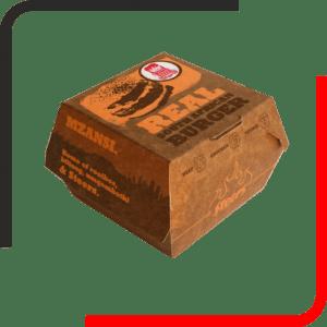 جعبه همبرگری صدفی 03 300x300 - بررسی انواع مدل جعبه برگر - تمام آنچه باید درباره خرید جعبه همبرگر بدانید - یکجاپک