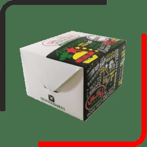 جعبه همبرگری لاک باتوم 01 300x300 - بررسی انواع مدل جعبه برگر - تمام آنچه باید درباره خرید جعبه همبرگر بدانید - یکجاپک