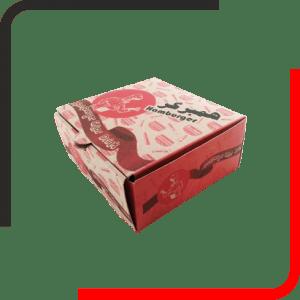 جعبه همبرگری کرافت 03 300x300 - بررسی انواع مدل جعبه برگر - تمام آنچه باید درباره خرید جعبه همبرگر بدانید - یکجاپک