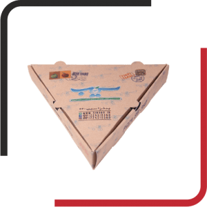 مثلثی01 300x300 - بررسی انواع جعبه پیتزا - مزیت ها و معایب