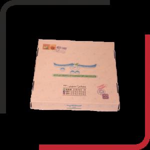 مربعی02 300x300 - بررسی انواع جعبه پیتزا - مزیت ها و معایب