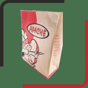 پاکت غذا بیرون بر کرافت بدون دسته 02 300x300 - طراحی و چاپ انواع پاکت بیرون بر - پاکت حمل - پاکت حمل کرافت - یکجاپک