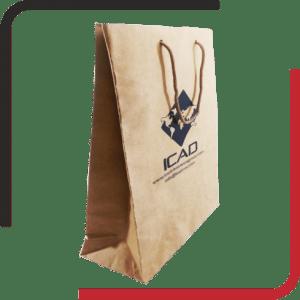 پاکت غذا بیرون بر کرافت دسته دار 02 300x300 - طراحی و چاپ انواع پاکت بیرون بر - پاکت حمل - پاکت حمل کرافت - یکجاپک