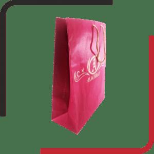 پاکت گلاسه دسته دار 03 300x300 - طراحی و چاپ انواع پاکت بیرون بر - پاکت حمل - پاکت حمل کرافت - یکجاپک