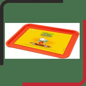 کفی سینی 01 300x300 - بررسی انواع کاغذ های رپینگ و کفی سینی