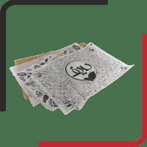 کفی سینی 02 300x300 - بررسی انواع کاغذ های رپینگ و کفی سینی