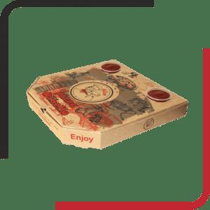 5ضلعی02 300x300 - بررسی انواع جعبه پیتزا - مزیت ها و معایب